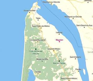 Clinique vétérinaire de l'Estuaire à proximité de Lesparre Medoc